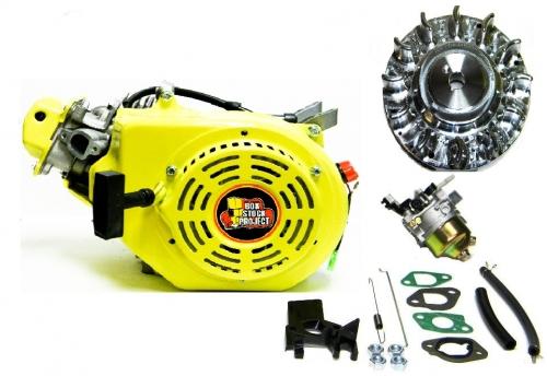 212cc Box Stock Project Engine Kit With Arc Flywheelarc Billet