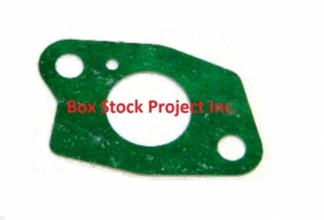 Gasket: 1mm Thick Carburetor Gasket (With Small Hole)