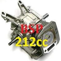 (NEW 212cc) BSP Short Block Custom Assembled in the USA!