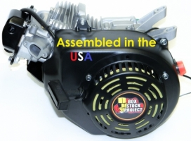 212cc BSP Black Engine Kit